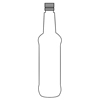 Long Neck Bottles