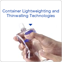 Container Lightweighting and Thinwalling Technologies