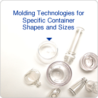 Molding Technologies for Specific Container Shapes and Sizes